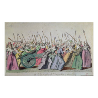 A Versailles, A Versailles' March of the Women Poster