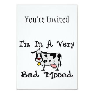 A Very Bad Mooed Card