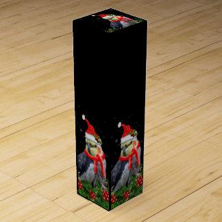 A Very Berry Christmas Wine Box