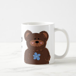 A Very Cute Bear Coffee Mug
