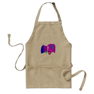 A Very Elegant Person Standard Apron