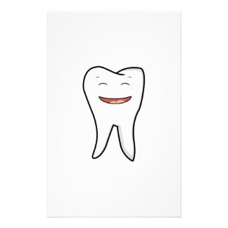 A Very Happy Tooth Stationery