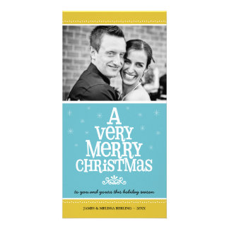 A Very Merry Christmas | Holiday Photo Card