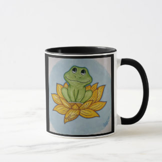A very personalized coffee mug