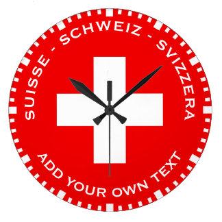A Very Swiss Clock