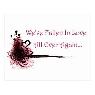 A Very Vampy Valentine © Postcard