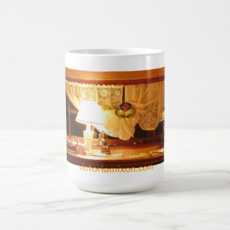 A. Victoria Mixon's Desk Coffee Mug