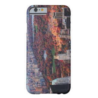 A view from above: Autumn in Central Park 01 Barely There iPhone 6 Case