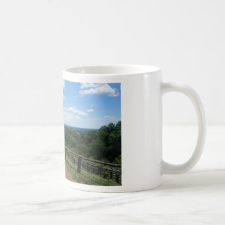 A View From Monticello Coffee Mug