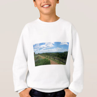 A View From Monticello Sweatshirt