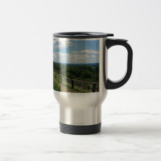 A View From Monticello Travel Mug