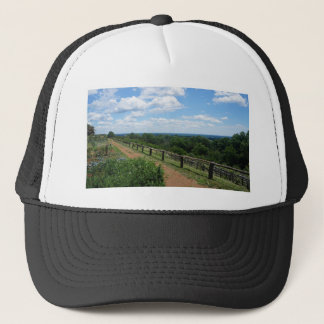 A View From Monticello Trucker Hat