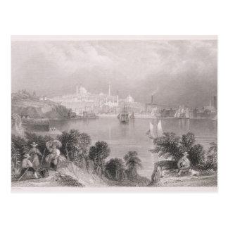 A View of Baltimore Postcard