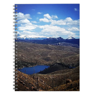A View of Pike's Peak Notebooks
