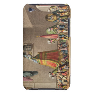 A View of the Grand Procession of the Sacred Camel iPod Touch Cases