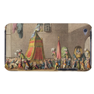 A View of the Grand Procession of the Sacred Camel iPod Touch Case-Mate Case