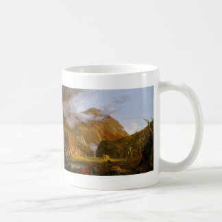 A View of the Mountain Pass Mugs
