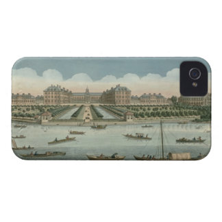 A View of the Royal Hospital at Chelsea and the Ro iPhone 4 Cases