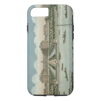 A View of the Royal Hospital at Chelsea and the Ro iPhone 7 Case