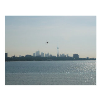 A view of Toronto Postcard