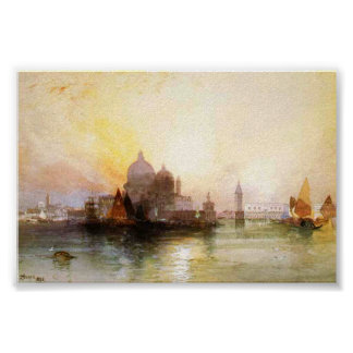 A View of Venice Poster