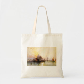 A View of Venice Tote Bags
