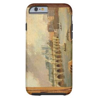 A View of Westminster Bridge (oil on panel) Tough iPhone 6 Case