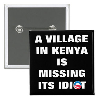 A Village in Kenya is Missing its Idiot Buttons