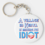 A Village in Kenya is Missing its Idiot Obama Keychains
