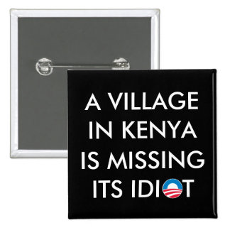 A Village in Kenya is Missing its Idiot Pins
