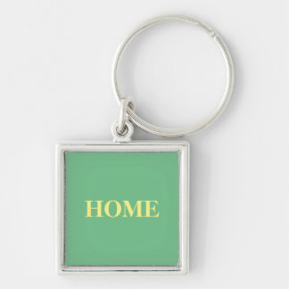 A Vintage Green coloured Keychain