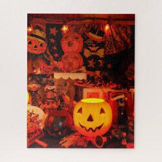 A Vintage Halloween Puzzle