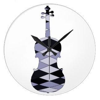 A Violin Clock