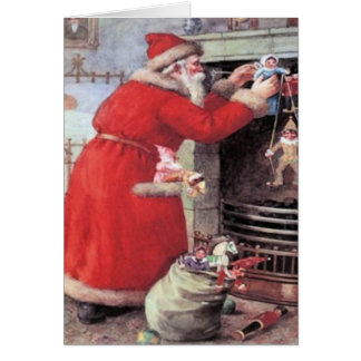 A Visit from St. Nicholas Card