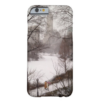 A Walk Around The Pond On A Winter Day Barely There iPhone 6 Case
