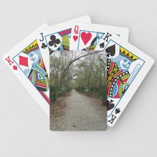A walk in Nature Bicycle Playing Cards