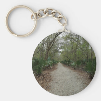 A walk in Nature Key Ring