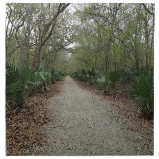 A walk in Nature Napkin