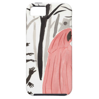 A Walk In The Creepy Forest iPhone 5 Cases