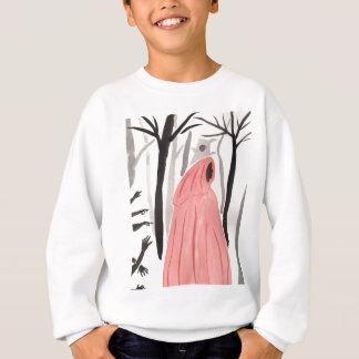 A Walk In The Creepy Forest Sweatshirt