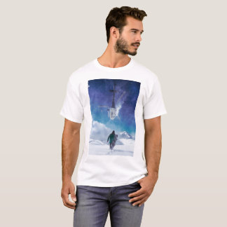 A Walk in the Snow T-Shirt