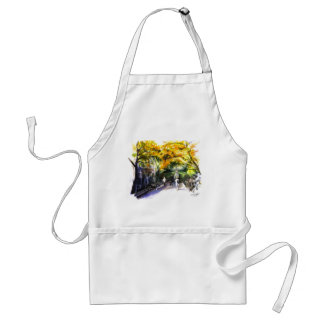 A Walk Through The Park Apron