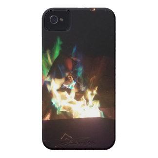 a warm fire Case-Mate iPhone 4 case