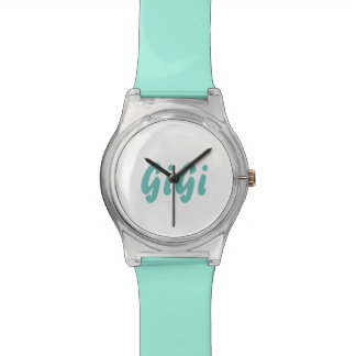 A Watch for Gigi