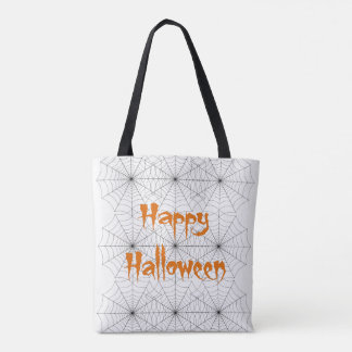 A Web of Webs Tote Bag
