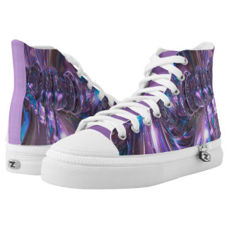 A Welcomed Twist of Fate High Tops