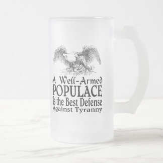 A Well Armed Populace Is ... Mugs