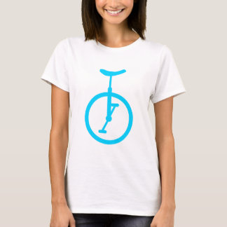 A wheel unicycle T-Shirt
