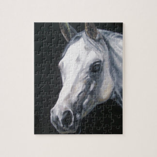 A White Horse Jigsaw Puzzle