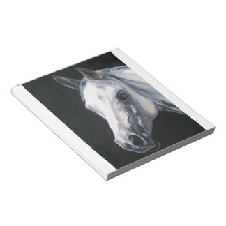 A White Horse Notepad